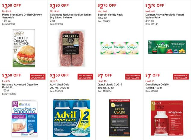 Costco Coupon March 2018 Page 12
