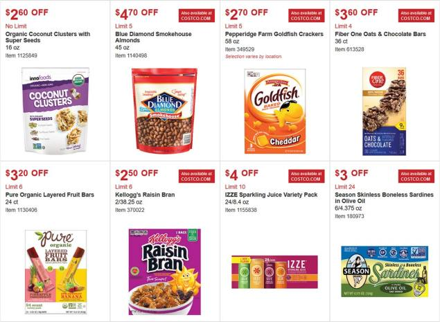 Costco Coupon March 2018 Page 6