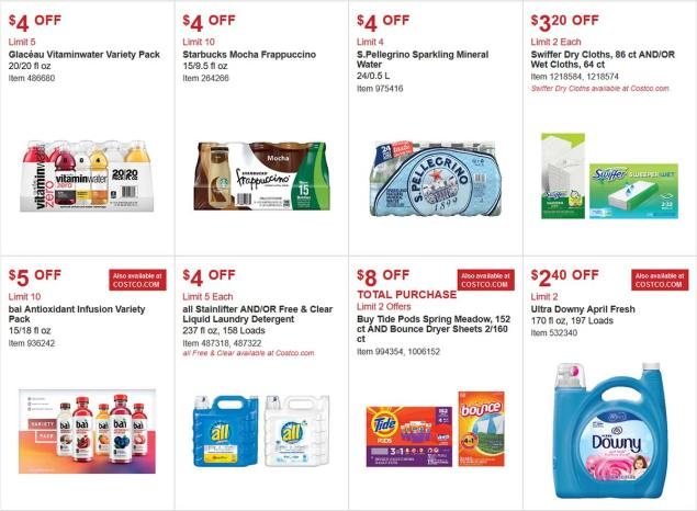 Costco Coupon March 2018 Page 9