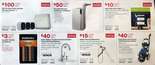 April 2018 Costco Coupon Book Page 11