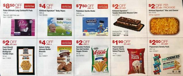 April 2018 Costco Coupon Book Page 13