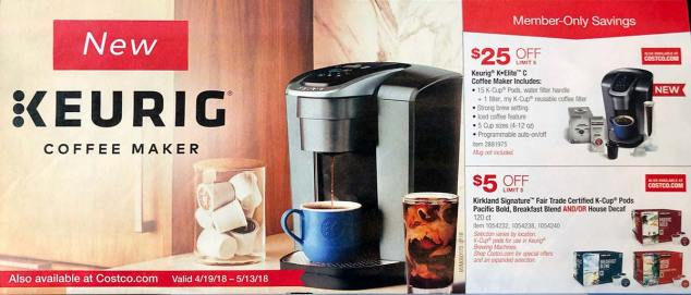 April 2018 Costco Coupon Book Page 4