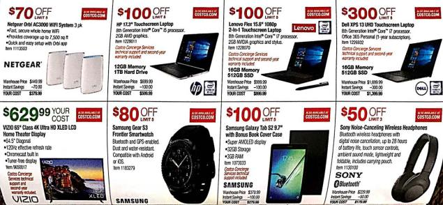 Costco Coupons May 2018 Page 12