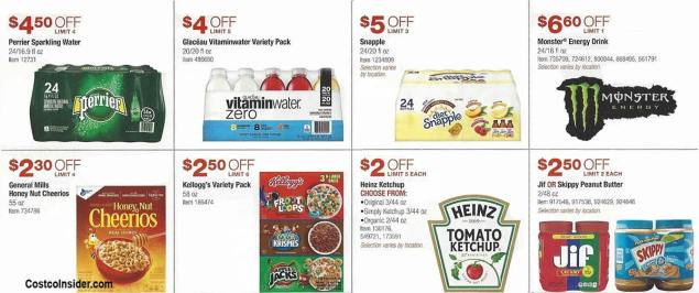 Costco Coupons July 2018 Page 15