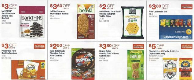 Costco August 2018 Coupon Book Page 14