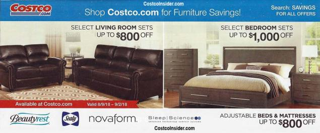 Costco August 2018 Coupon Book Page 6