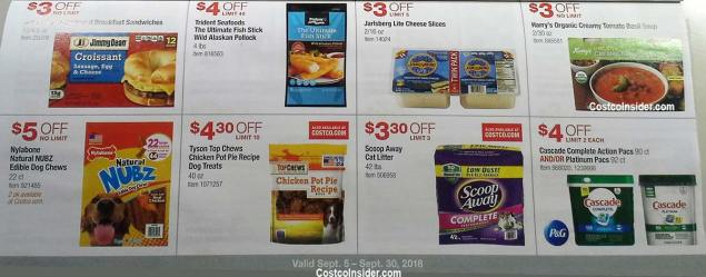 Costco September 2018 Coupon Book Page 21