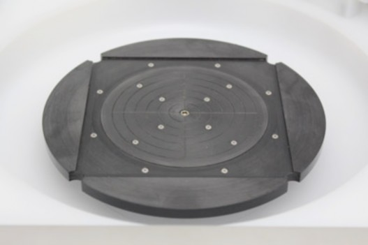 Cee Apogee Spin Coater Recessed Spin Chuck