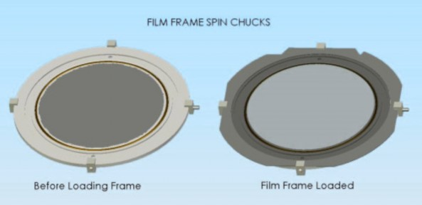 Cee Apogee Film Frame Spin Coater Chuck