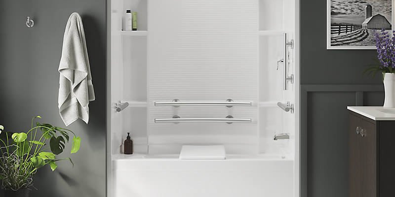 shower and bathrub replacement cost