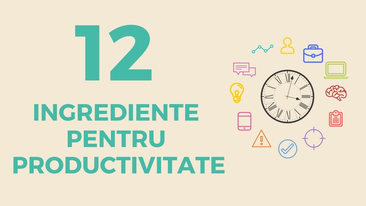 12 ingrediente logo workshop