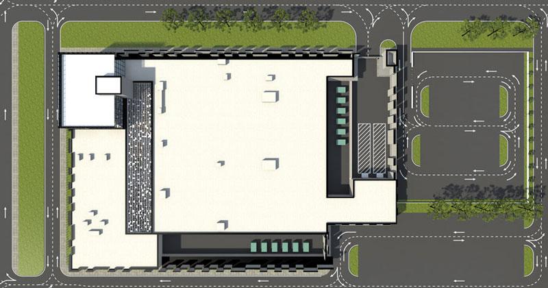 It Building Cnstudio Architectural Visualization