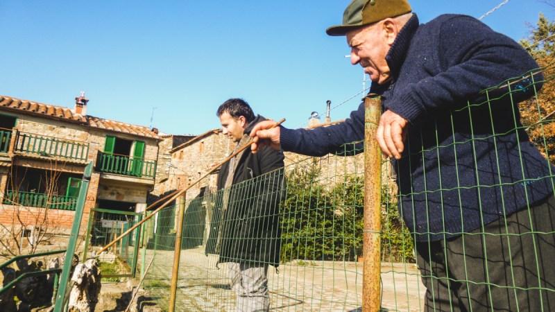 con Girolamo Ricci