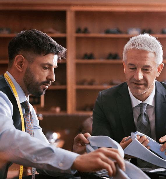tailleur paris costume sur-mesure conseil de style