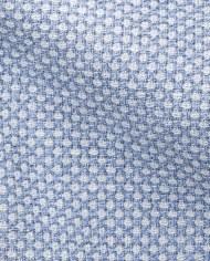 Blazer bleu ciel caviar été CP tissu