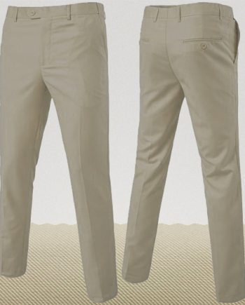 pantalon Chino beige couleur