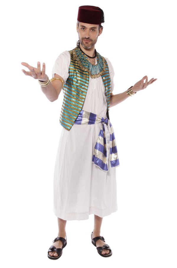 EGYPTIAN PRINCE COSTUME