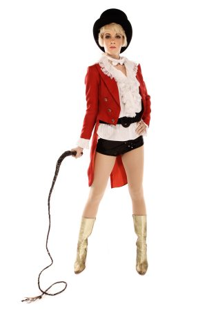 Ring Mistress costume front