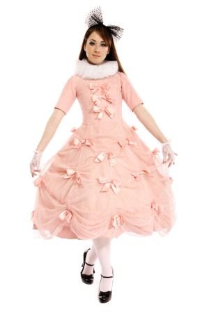 PINK ALICE COSTUME