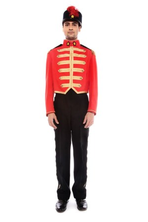 NUTCRACKER TOY SOLDIER COSTUME