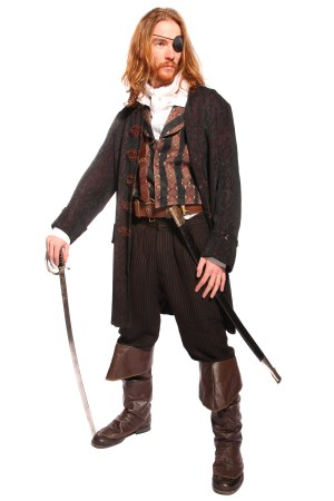 PIRATE ROGUE COSTUME