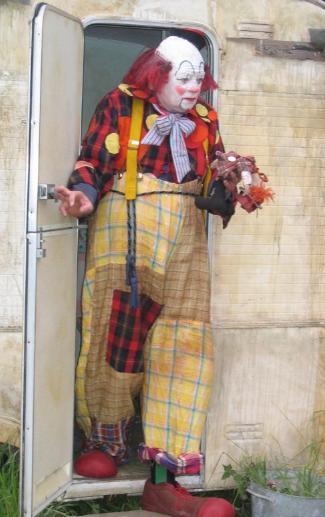 quality clown costumes B2