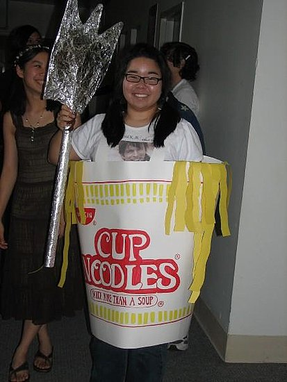 Cheap Homemade Halloween Costume Ideas