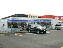ローソン浜北染地台店