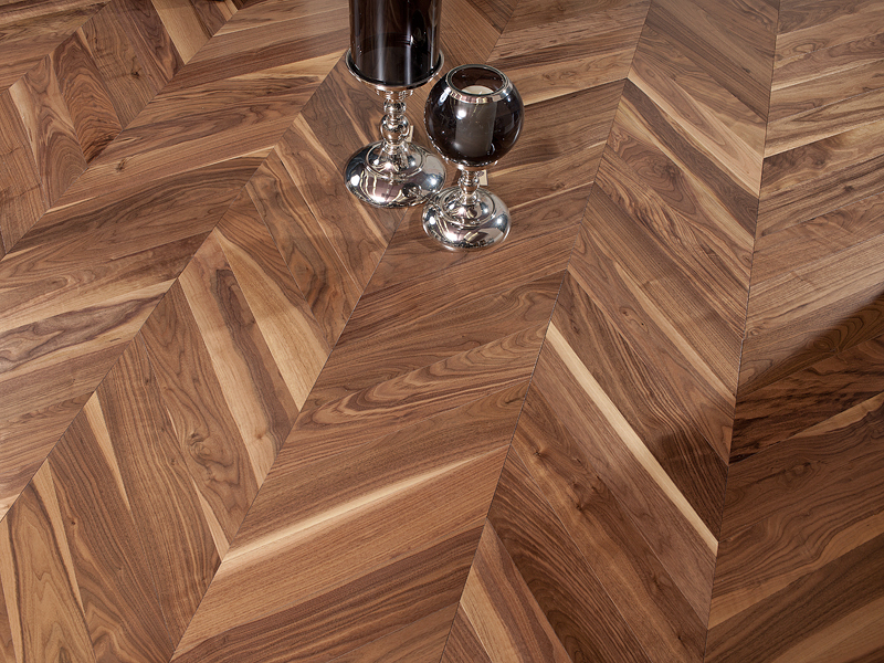 American Walnut | Chevron