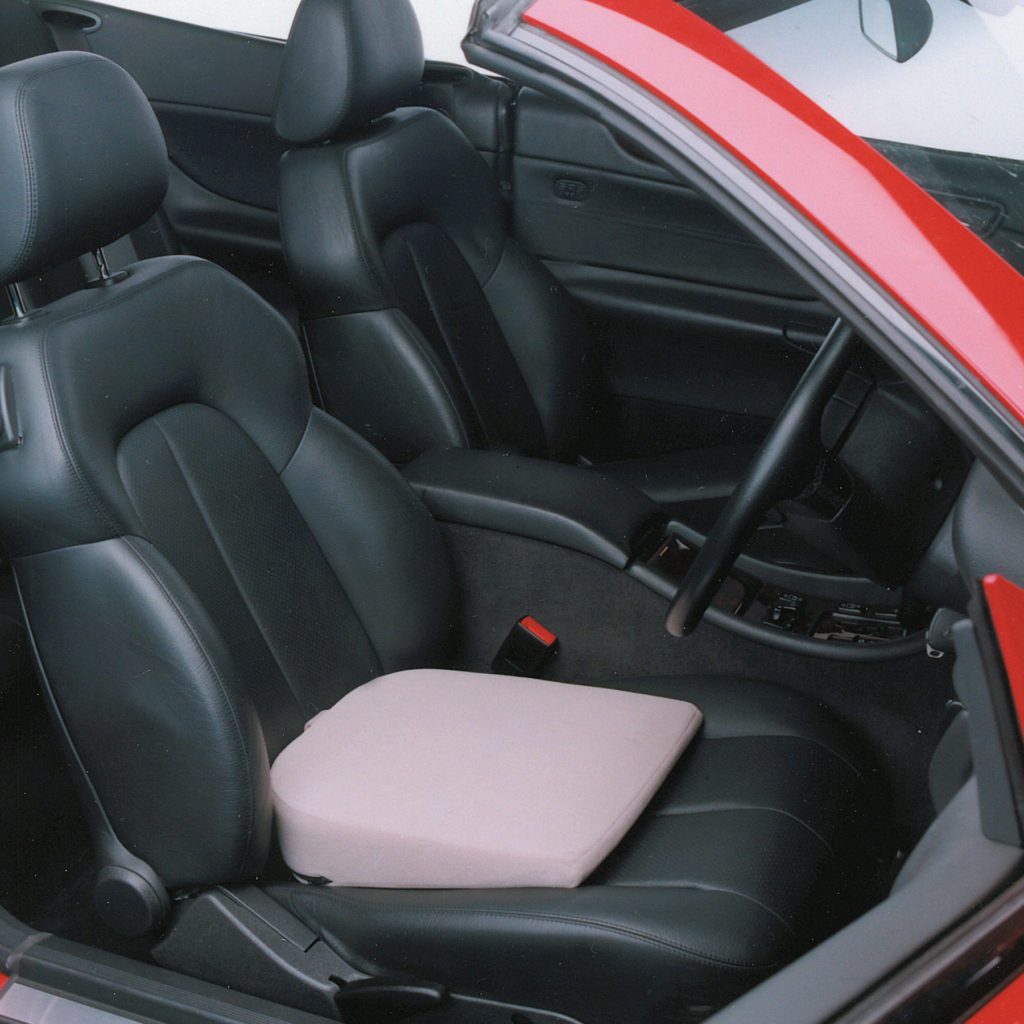 the benefits of a car seat wedge