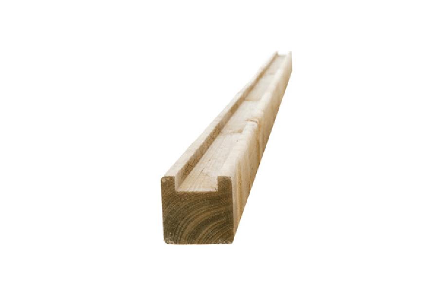 poteau bois extra depart l 2m70
