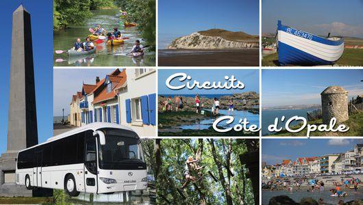 Circuits Touristique Cte DOpale