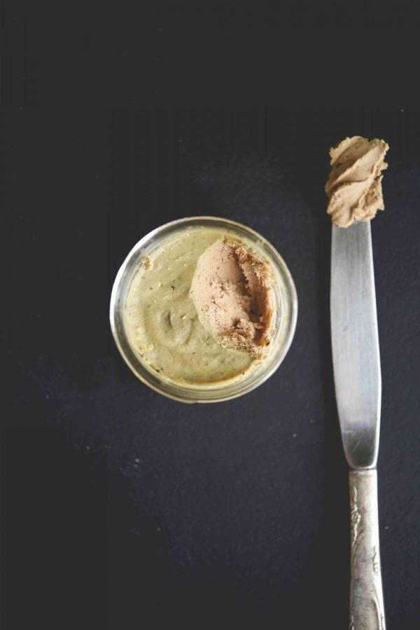 Parfait foie blond