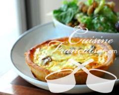 Mini-clafoutis provençaux