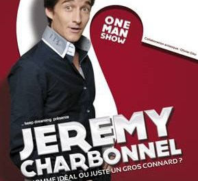 Jérémy Charbonnel au Théâtre des Oiseaux