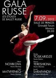 Première édition du Gala Russe