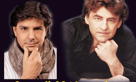 Claude Barzotti et Santo Barracato