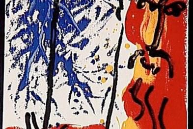Chagall et le livre