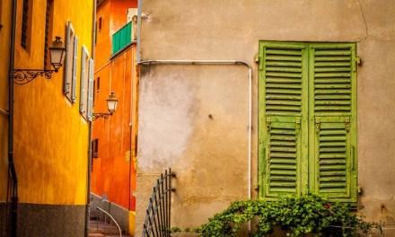 Photo de la semaine : Les couleurs du Vieux Nice
