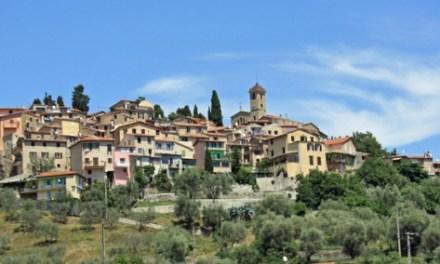 Coaraze, le village du Soleil