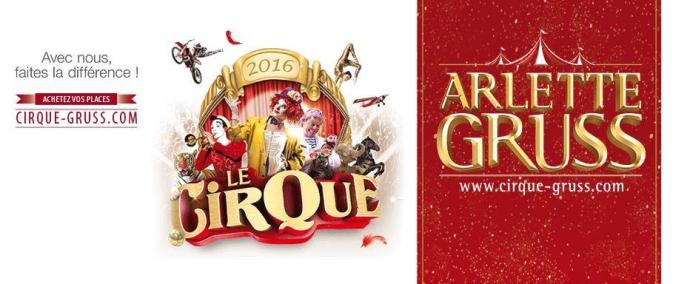 Cirque Arlette Gruss, « Le Cirque »