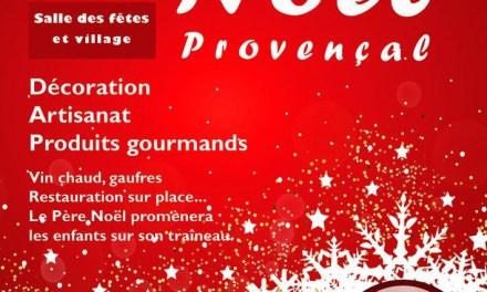 Marché de Noël tourrettan