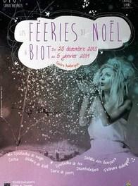 Les Féeries de Noël à Biot