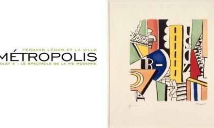 Metropolis. Fernand Léger et la ville