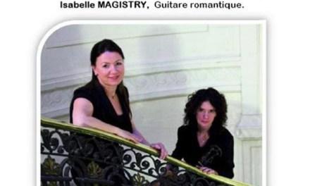 Musique Romantique pour Voix et Guitare