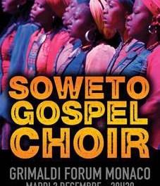 Concert SOWETO GOSPEL CHOIR