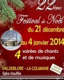 21ème festival de chants et musiques de Noël