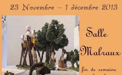 Foire aux Santons à Pierrefeu du Var