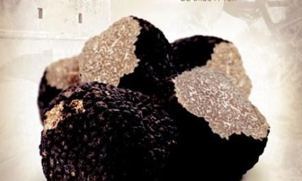 Le marché de la truffe s'installe à Menton