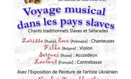 Voyage Musical dans les Pays Slaves